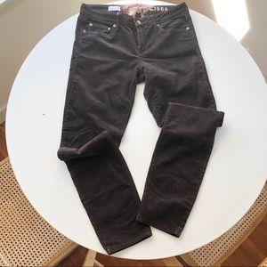 GAP Corduroy Skinny Pant